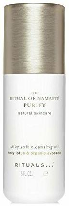 Ulei demachiant pentru față - Rituals The Ritual Of Namaste Silky St Cleansing Oil — Imagine N1