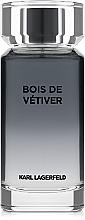 Parfumuri și produse cosmetice Karl Lagerfeld Bois De Vetiver - Apă de toaletă
