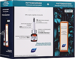 Parfumuri și produse cosmetice Set - Phyto PhytoNovathrix Anti-Hair Loss Program Treatment