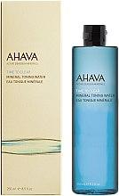 Parfumuri și produse cosmetice Loțiune tonifiantă cu minerale pentru față - Ahava Time To Clear Mineral Toning Water