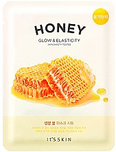 Parfumuri și produse cosmetice Mască de față - It's Skin The Fresh Honey Mask Sheet