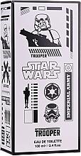 Parfumuri și produse cosmetice Disney Star Wars Stormtrooper 3D Imperial Army - Apă de toaletă
