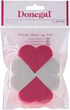Parfumuri și produse cosmetice Burete pentru machiaj 9672, 8 bucăți - Donegal Deluxe Make-Up Kits