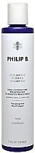 Parfumuri și produse cosmetice Șampon pentru păr blond - Philip B Icelandic Blonde Shampoo