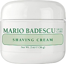 Cremă de ras - Mario Badescu Shaving Cream — Imagine N1