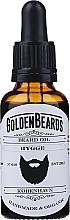 """Parfumuri și produse cosmetice Ulei pentru barbă """"Hygge"""" - Golden Beards Beard Oil"""