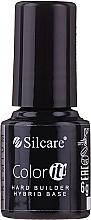 Parfumuri și produse cosmetice Bază pentru gel-lac - Silcare Color It Premium Hardi Builder Hybrid Base