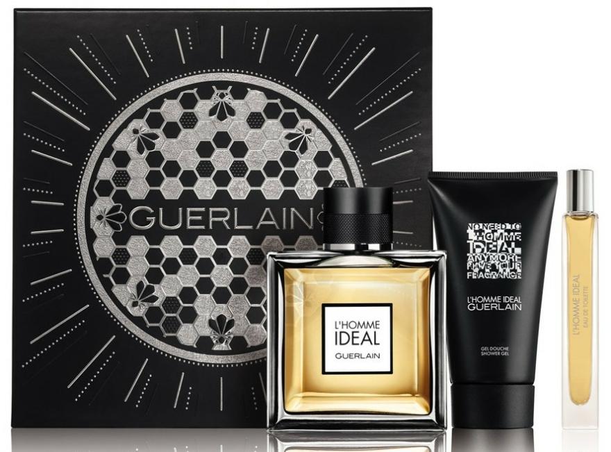 Guerlain L?Homme Ideal - Set (edt/100ml + edt/10ml + sh/gel/75ml) — Imagine N1