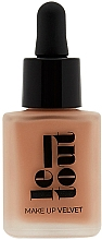 Parfumuri și produse cosmetice Baza de machiaj, lichidă - Le Tout Make Up Velvet Base