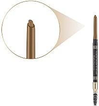 Creion pentru sprâncene - Max Factor Brow Slanted Pencil Blond — Imagine N2