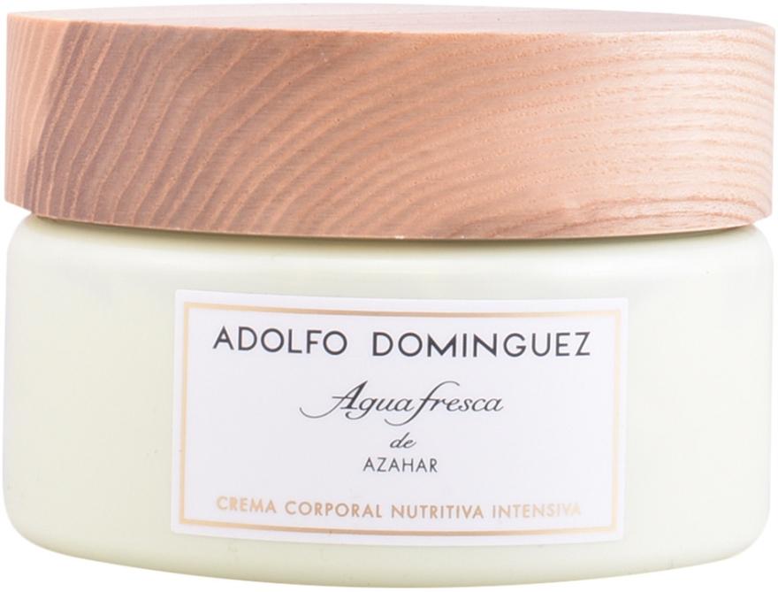 Adolfo Dominguez Agua Fresca de Azahar - Cremă de corp — Imagine N1