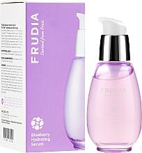 Parfumuri și produse cosmetice Ser hidratant cu afine pentru față - Frudia Blueberry Hydrating Serum