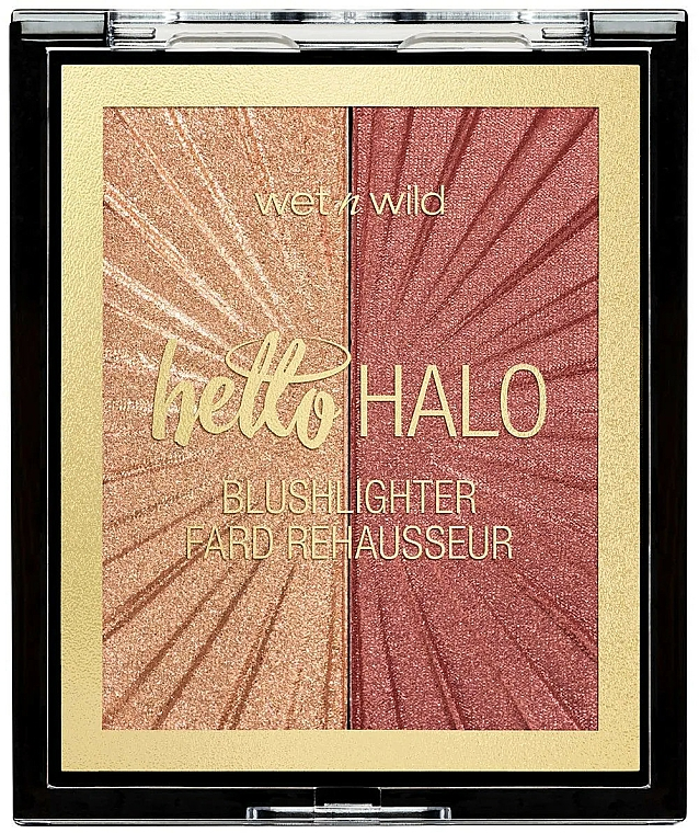 Iluminator-fard de obraz - Wet N Wild MegaGlo Blushlighter — Imagine N1