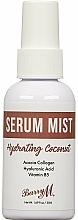 Parfumuri și produse cosmetice Ser-spray pentru față - Barry M Serum Mist Hydrating Coconut