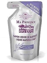 """Parfumuri și produse cosmetice Săpun lichid """"Lavandă"""" - Ma Provence Liquid Marseille Soap Lavender (eco-pack)"""