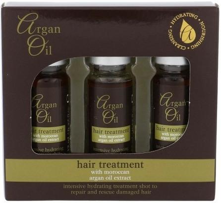 Ulei de păr - Xpel Marketing Ltd Argan Oil Hair Treatment Shot  — Imagine N1