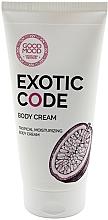 Parfumuri și produse cosmetice Cremă hidratantă pentru pielea uscată și normală a corpului - Good Mood Exotic Code Body Cream