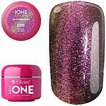Parfumuri și produse cosmetice Gel de unghii - Silcare Base One Chameleon UV Gel Color