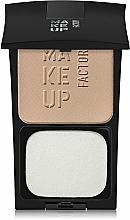 Parfumuri și produse cosmetice Pudră de față - Make Up Factory Compact Powder