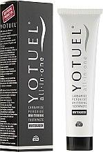 Parfumuri și produse cosmetice Pastă de dinți pentru albire - Yotuel All in One Whitening Wintergreen Toothpaste