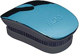 Parfumuri și produse cosmetice Pieptene pentru păr - Ikoo Pocket Pacific Metallic Black
