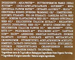Balsam antirid pentru pleoape - L'Occitane Immortelle Divine Eye Balm — Imagine N4