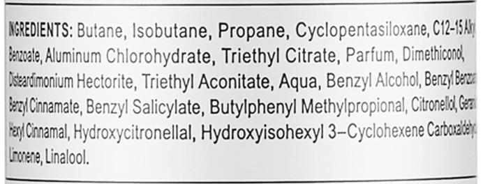 "Deodorant-spray ""Clear aqua"" - Rexona Deodorant Spray — Imagine N3"