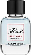 Parfumuri și produse cosmetice Karl Lagerfeld New York - Apă de toaletă