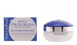 Parfumuri și produse cosmetice Cremă de zi pentru față - Stendhal Bio Program Bio Anti-Age Anti-Stress Jour