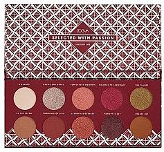 Parfumuri și produse cosmetice Paletă farduri de ochi - Zoeva Spice Of Life Eyeshadow Palette