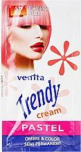Parfumuri și produse cosmetice Cremă pentru păr - Venita Trendy Color Cream (plic)