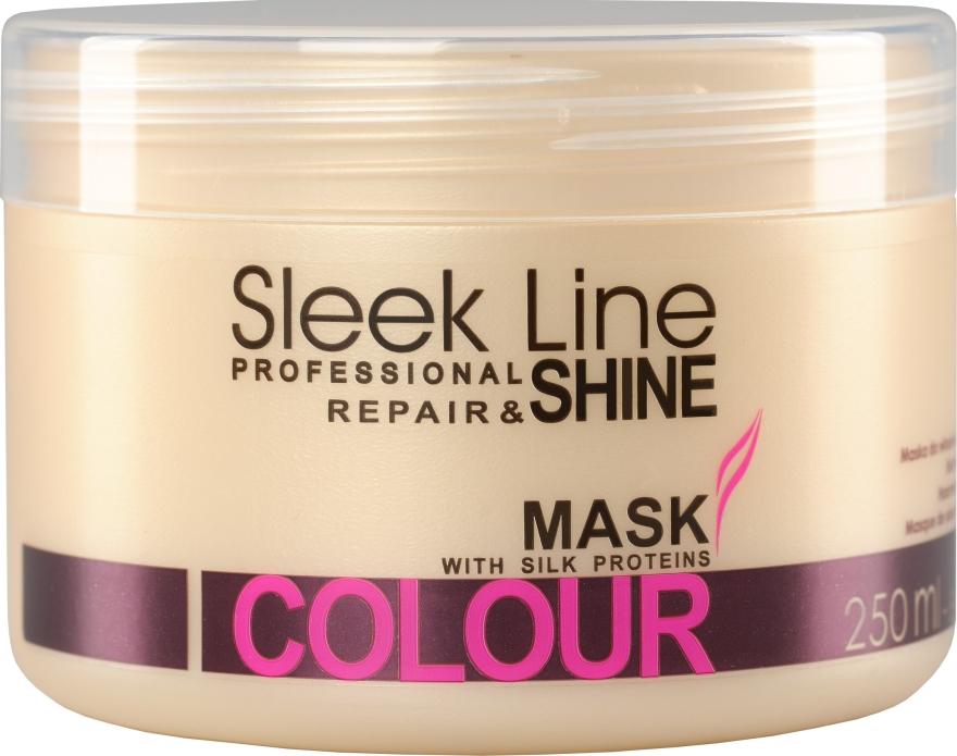 Mască de păr - Stapiz Sleek Line Colour Hair Mask