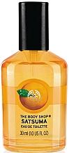 Parfumuri și produse cosmetice The Body Shop Satsuma - Apă de toaletă