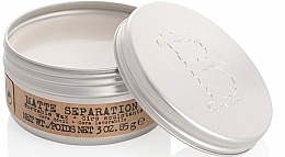 Ceară moale pentru aranjarea părului - Tigi B For Men Matte Separation Workable Wax  — Imagine N2