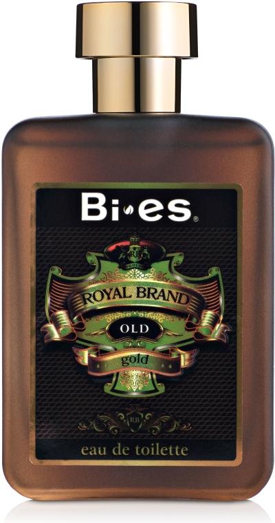 Bi-Es Royal Brand Gold - Apă de toaletă — Imagine N1