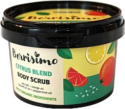 Parfumuri și produse cosmetice Scrub pentru corp - Berrisimo Citrus Blend Body Scrub