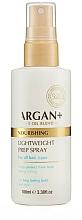 Parfumuri și produse cosmetice Spray nutritiv pentru păr - Argan+ 5 Oil Blend Nourishing Lightweight Prep Spray