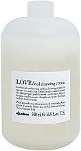 Parfumuri și produse cosmetice Cremă pentru păr - Davines Love Curl Cleansing Cream