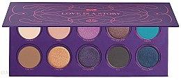 Parfumuri și produse cosmetice Paletă farduri de ochi - Zoeva Love Is A Story Eyeshadow Palette