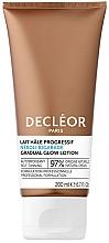 Parfumuri și produse cosmetice Loțiune autobronzantă pentru corp - Decleor Neroli Bigarade Gradual Glow Self Tanning Lotion