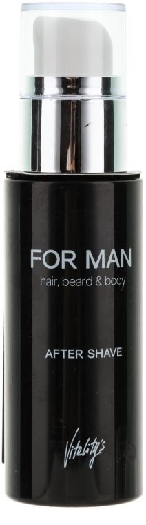 Cremă după ras - Vitality's For Man After Shave Cream — Imagine N1