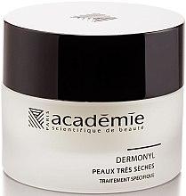 Parfumuri și produse cosmetice Cremă nutritivă pentru regenerarea pielii - Academie Visage Nourishing And Revitalizing Cream Dermonyl