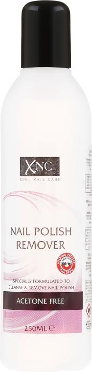 Dizolvant pentru lac de unghii - Xpel Marketing Ltd Xnc Nail Polish Remover Acetone Free — фото N1