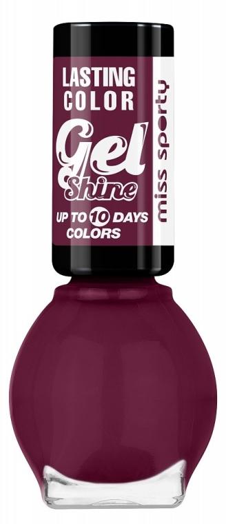 Lac de unghii - Miss Sporty Lasting Colour Gel Shine Nail Polish