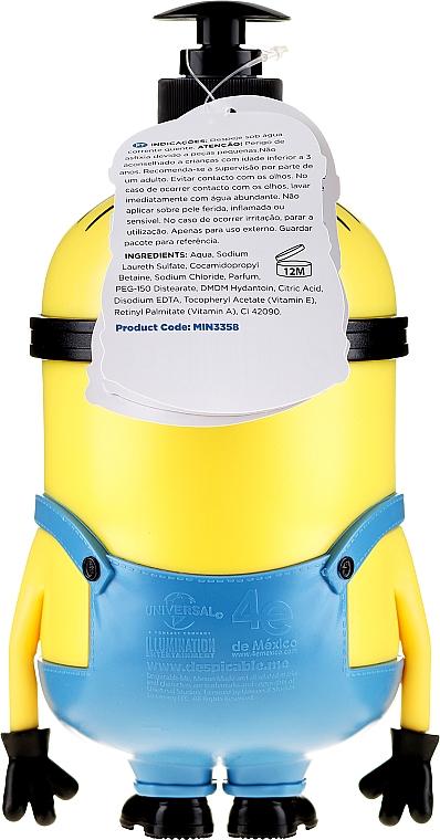 Gel de duș - Disney 3D Minions  — Imagine N2