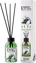 """Parfumuri și produse cosmetice Difuzor de aromă """"Alge de mare"""" - Eyfel Perfume Reed Diffuser Seaweed"""