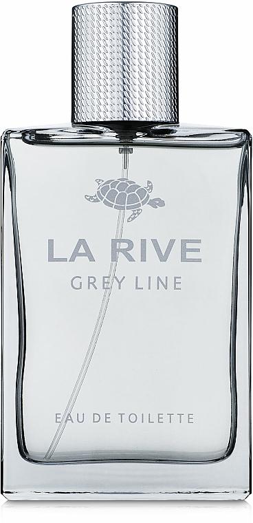 La Rive Grey Line - Apă de toaletă — Imagine N1