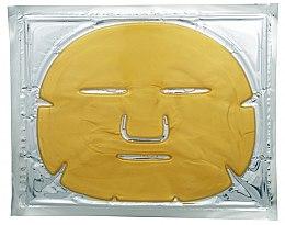 Parfumuri și produse cosmetice Masca de față cu colagen - Brazil Keratin Gold Bio-collagen Facial Mask