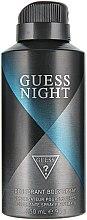 Parfumuri și produse cosmetice Guess Guess Night - Deodorant