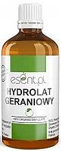 "Parfumuri și produse cosmetice Hidrolat ""Geranium"" - Esent"